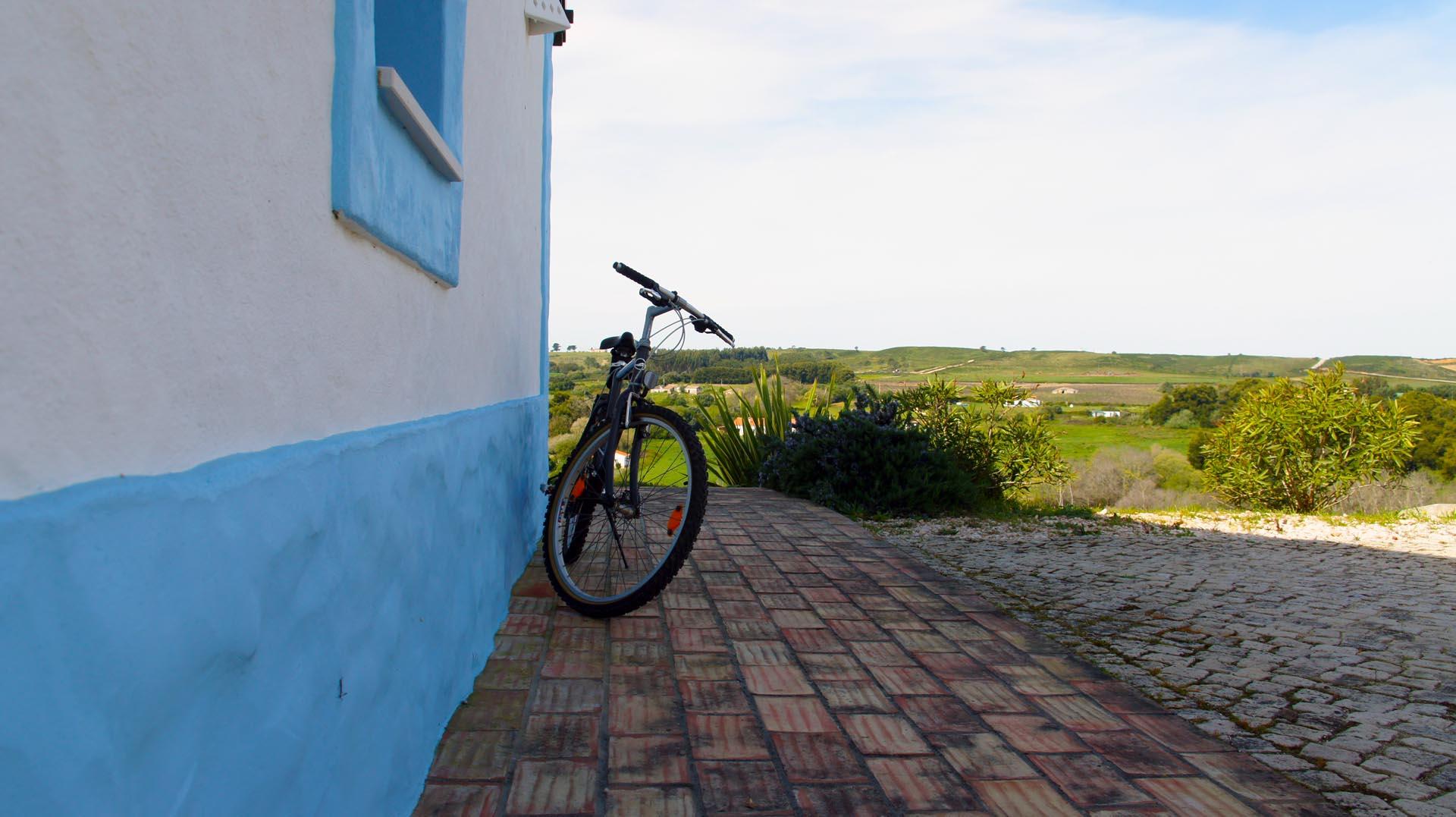 Bicicleta Monte da Sapaleira
